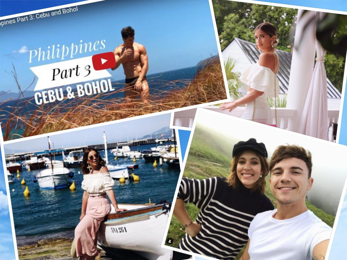 Influencersnewscollage May 26 Travel