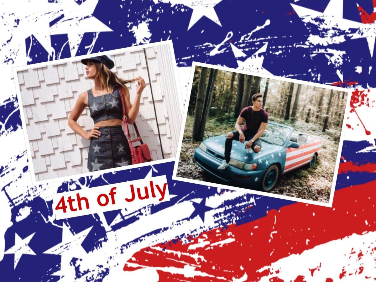 Influencersnewscollage July 4th