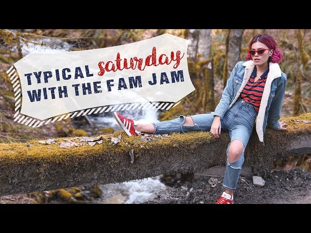 A Typical Saturday With The Fam | Mini Roadtrip, Picnic, Waterfall