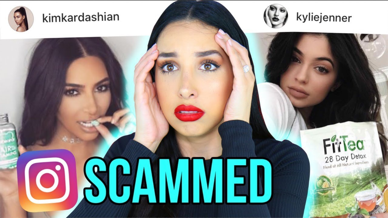 I Bought The FIRST 5 THINGS INSTAGRAM Recommended To Me – I WAS SCAMMED! | Mar