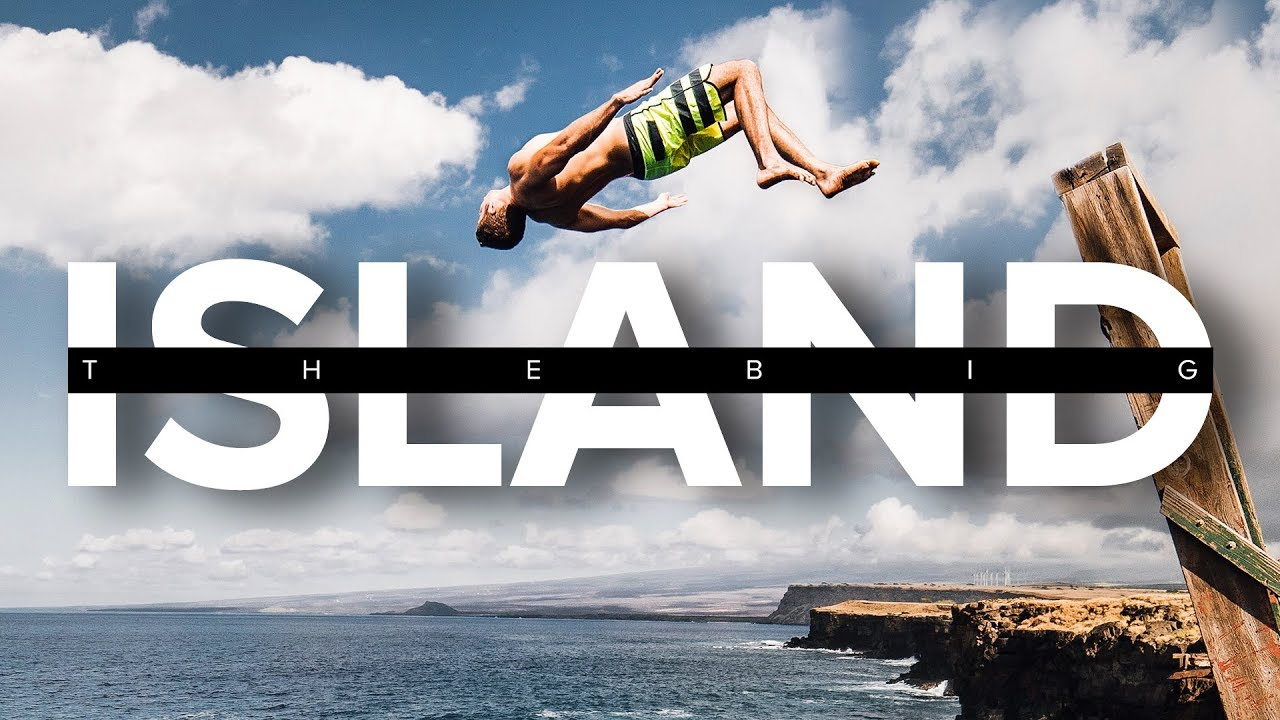 The BIG ISLAND ADVENTURE – Matt Komo