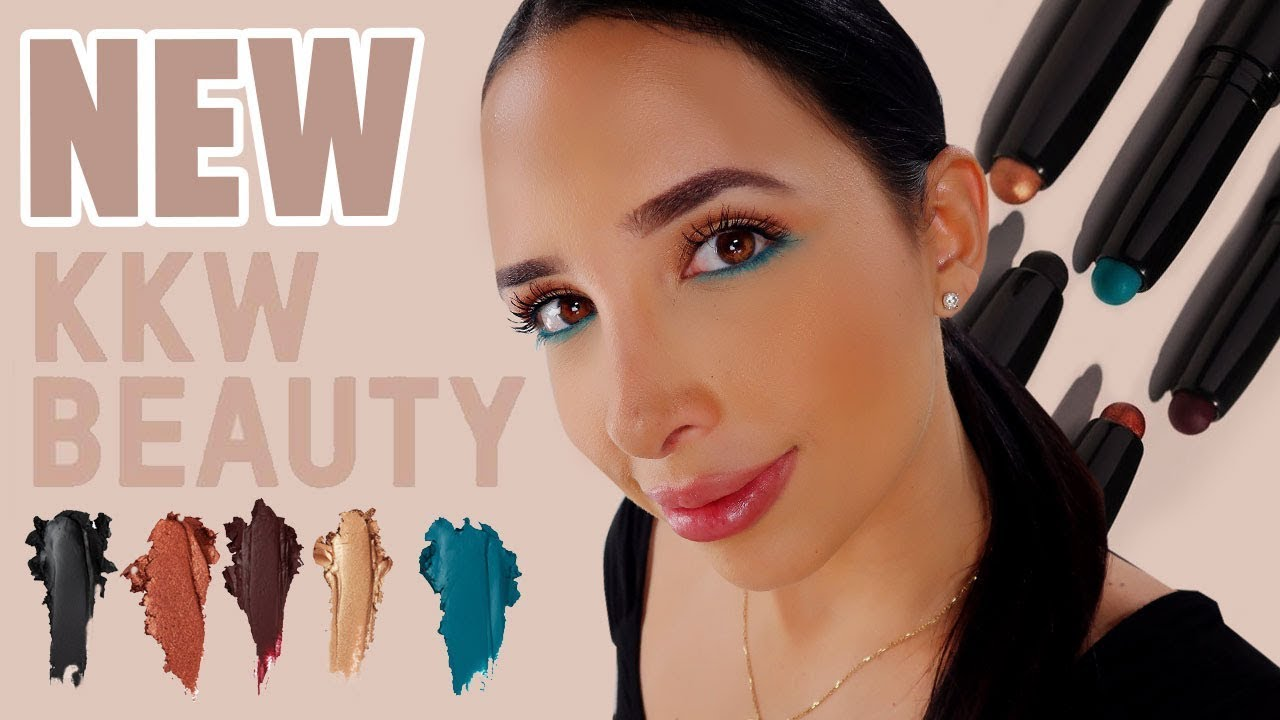 NEW KKW BEAUTY X ARGENIS COLLAB Tutorial | Mar