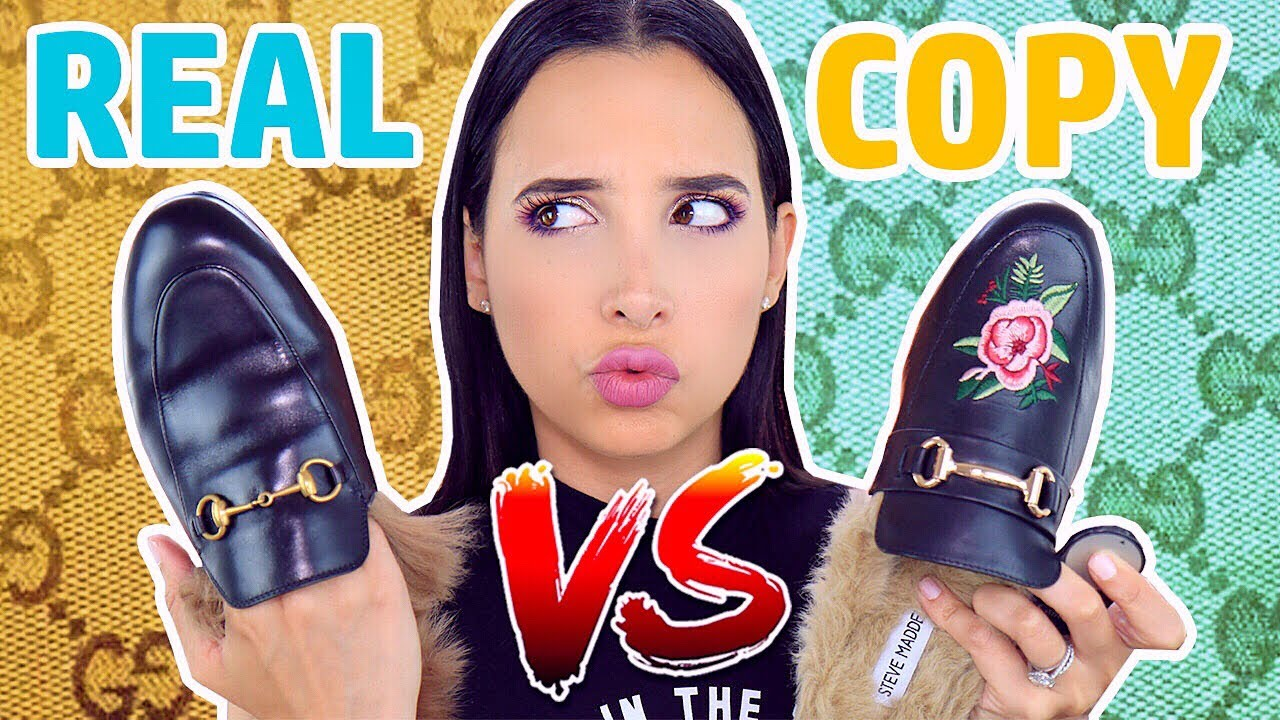 REAL Vs COPY GUCCI LOAFERS – $1000 DIFFERENCE 😱 | Mar
