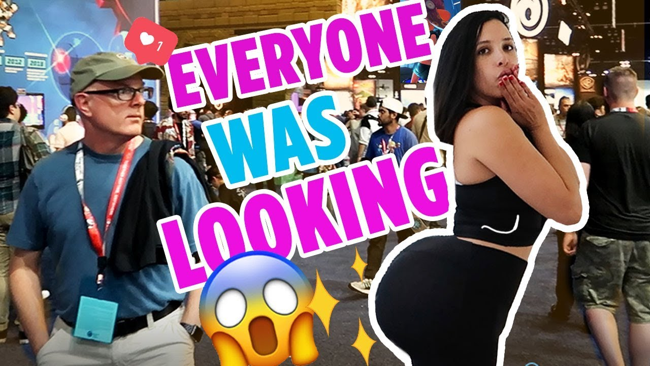 24 HOURS Wearing A FAKE BIG BUTT – PEOPLE WERE STARING 😫| Mar