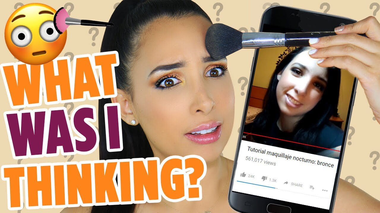 RECREATING & REACTING To My FIRST VIDEO 8 YEARS LATER | Mar