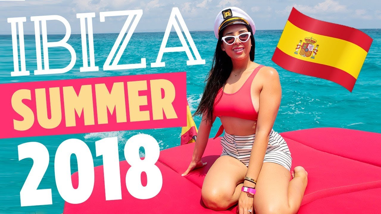 SUMMER TRAVEL VLOG: IBIZA 2018 | Mar
