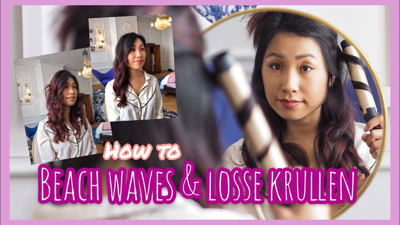 How To: Beach Waves & Losse Krullen