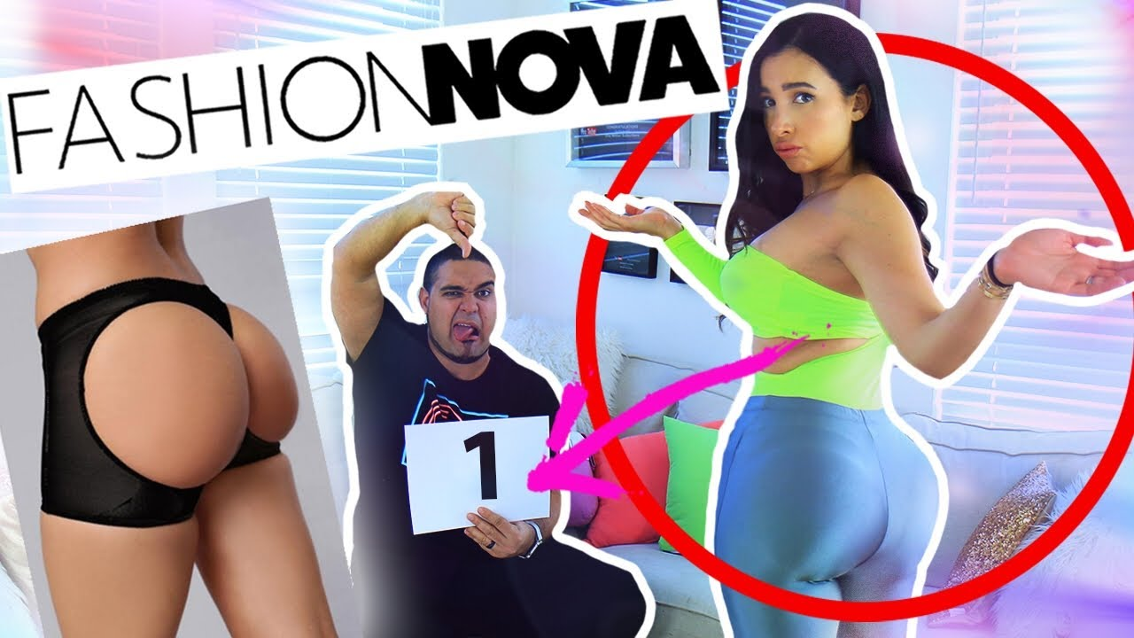 BOYFRIEND RATES MY FASHION NOVA OUTFITS | Mar