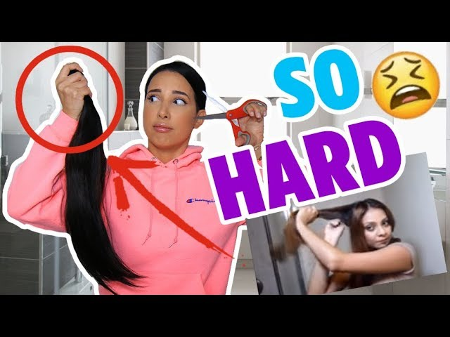 I TRIED FOLLOWING A YOUTUBE HAIRCUT TUTORIAL ✂️😱 | Mar