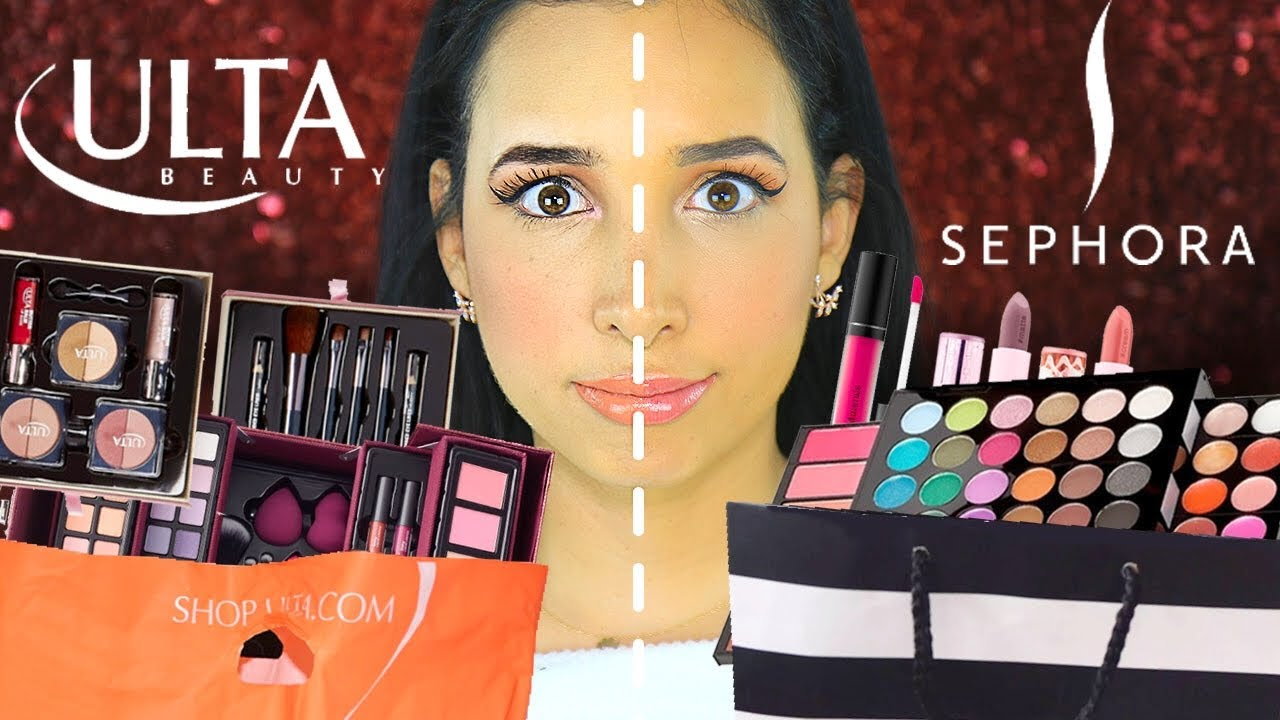 SEPHORA COLLECTION Vs ULTA COLLECTION - BRUTALLY HONEST REVIEW | Mar