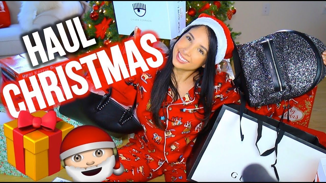 WHAT I GOT FOR CHRISTMAS 2018 HAUL 🎁🎄 | Mar