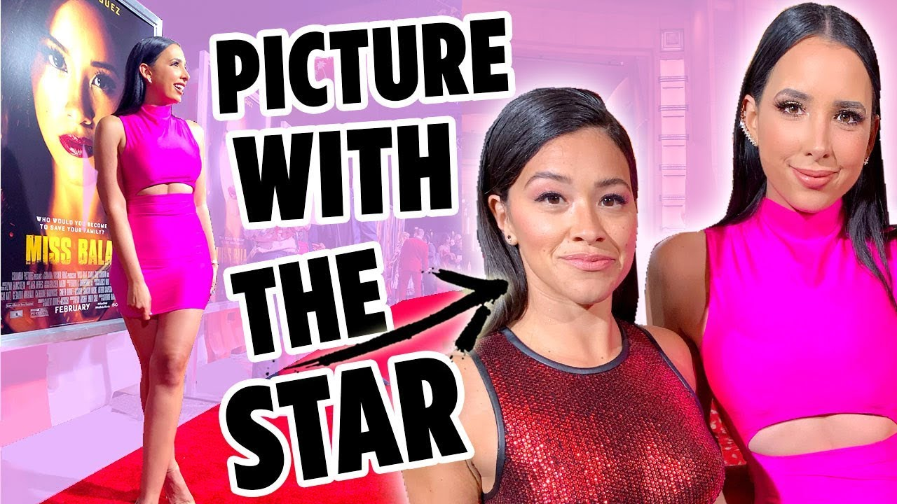 I SNUCK INTO A HOLLYWOOD MOVIE PREMIERE AND WALKED THE RED CARPET 💃🏻| Mar