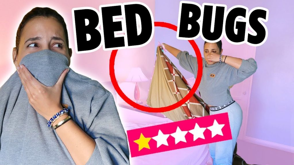 I WENT TO THE WORST REVIEWED HOTEL ON YELP IN MY CITY – THEY HAD BED BUGS! | Mar