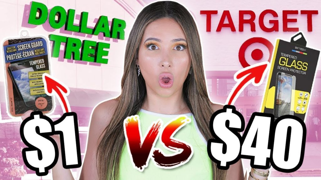 I WENT TO DOLLAR TREE VS TARGET AND BOUGHT THE SAME 10 ITEMS – WHICH IS BETTER VALUE? | Mar