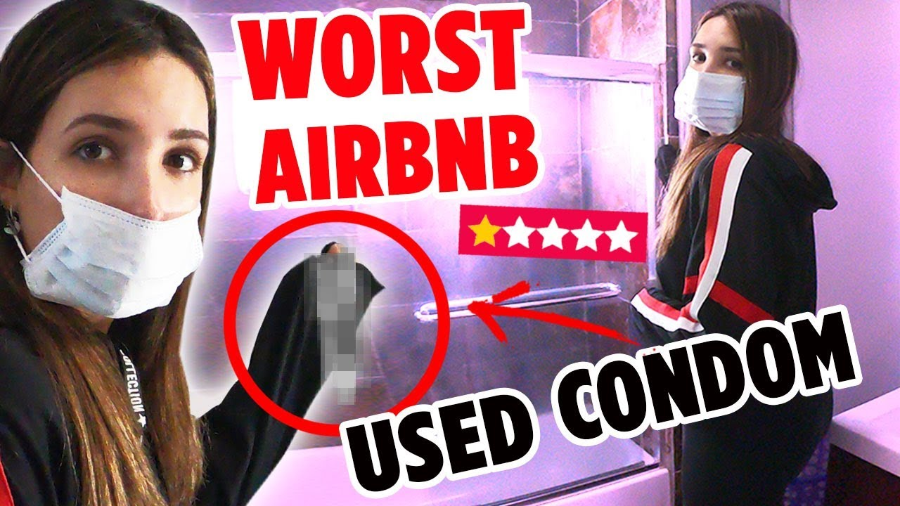 I WENT TO THE CHEAPEST AIRBNB IN MY CITY – I FOUND SOMETHING NASTY 🤮 | Mar