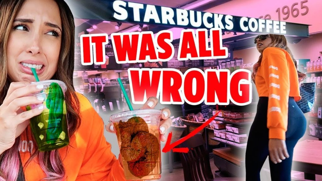I WENT TO THE WORST REVIEWED STARBUCKS ON YELP IN MY CITY - THEY GOT EVERYTHING WRONG | Mar