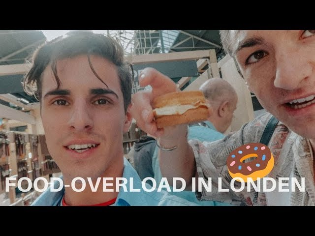 Food-overload In Londen