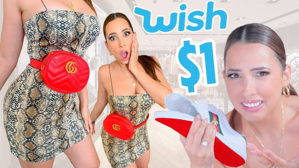 I Bought FAKE GUCCI On WISH - SCAMMED! | Mar