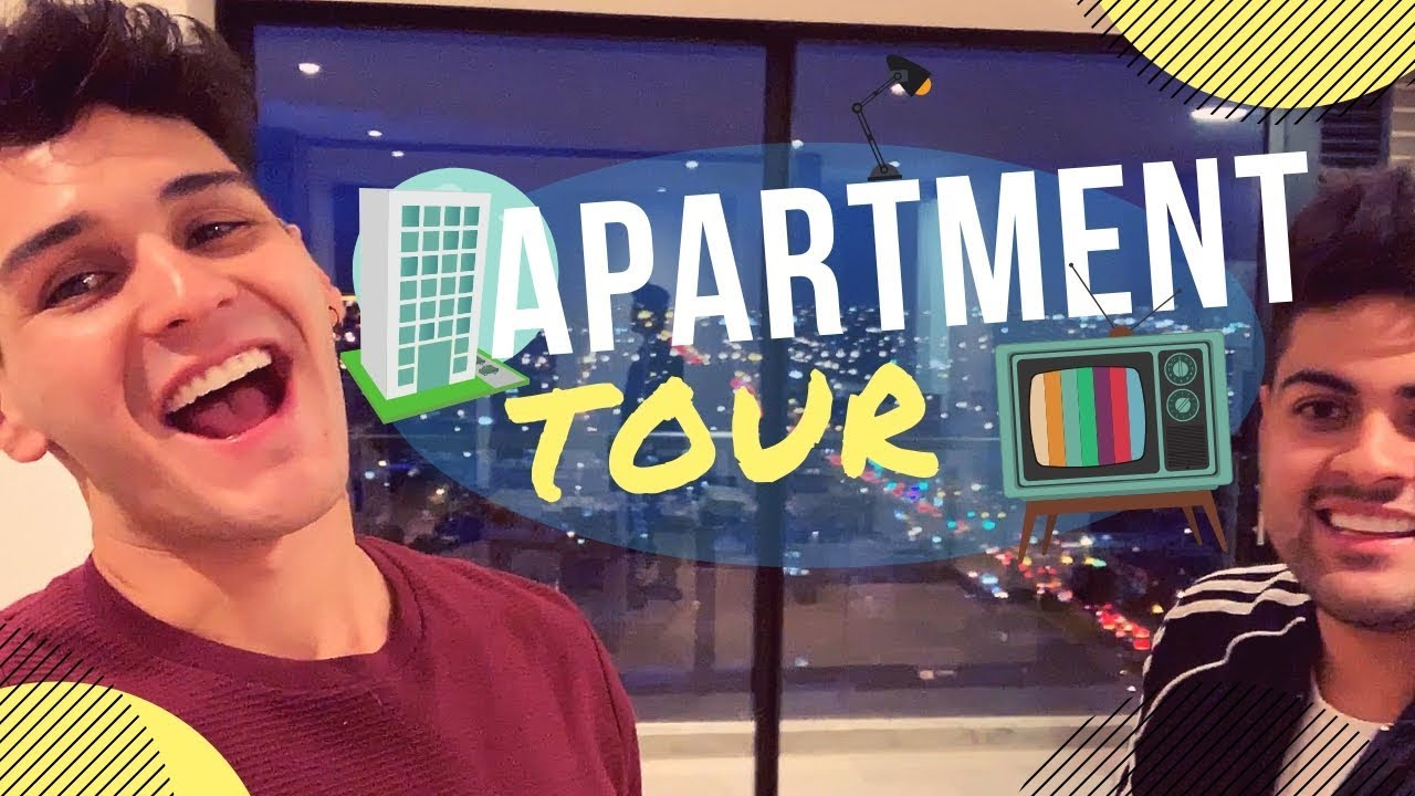 Apartment Tour - Sebastian Silva